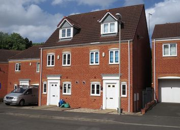 Thumbnail 3 bed semi-detached house for sale in Murdoch Drive, Kingswinford
