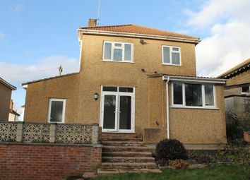 Thumbnail 3 bed detached house to rent in Woodcroft Road, Bristol