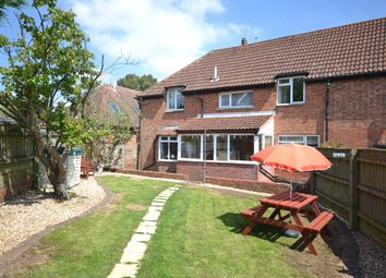 Thumbnail 3 bed semi-detached house for sale in Rockbeare, Exeter