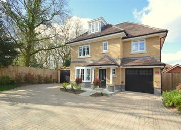 Thumbnail 5 bed detached house for sale in White Lodge Close, Tadworth