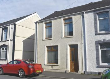 Thumbnail 3 bedroom end terrace house for sale in Gwalia Terrace, Gorseinon, Swansea
