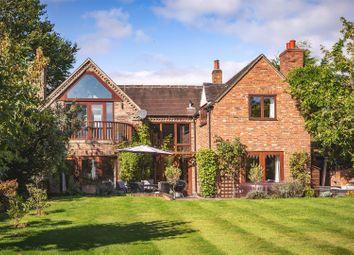 Thumbnail 4 bed detached house for sale in Lees Croft, Dalbury Lees, Ashbourne