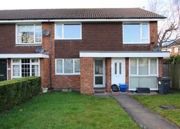 Thumbnail 2 bed maisonette for sale in Cheswood Drive, Minworth, Sutton Coldfield
