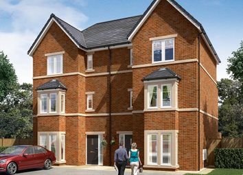 "Thumbnail 3 bedroom semi-detached house for sale in ""The Thirston"" at Bar Lane, Wakefield"
