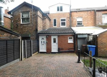 Thumbnail 2 bedroom flat for sale in Stockport Road, Romiley, Stockport