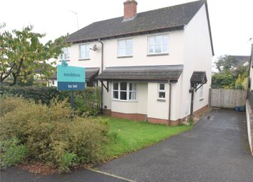 Thumbnail 4 bed detached house to rent in Millstream Gardens, Halberton, Tiverton, Devon