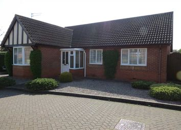 Thumbnail 3 bed detached bungalow to rent in Nursery Court, Sleaford
