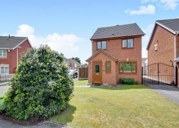 Thumbnail 3 bed detached house for sale in Meadow Brown Road, Bobbersmill, Nottingham