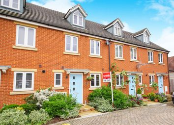 Thumbnail 3 bed terraced house for sale in Loop Road, Mangotsfield, Bristol