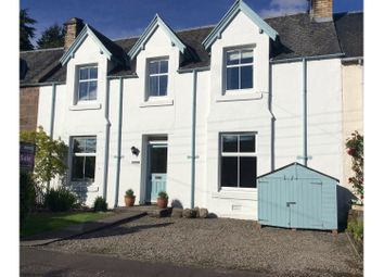 Thumbnail 3 bed terraced house for sale in Dunkeld Road, Bankfoot