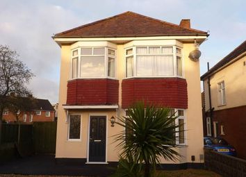 Thumbnail 3 bedroom detached house to rent in Northbourne Avenue, Bournemouth