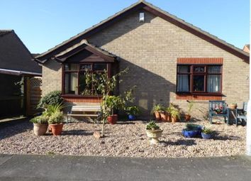 Thumbnail 3 bed bungalow for sale in Martin Close, Louth, Lincolnshire