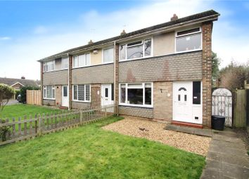 Thumbnail 3 bed end terrace house for sale in Orchard Gardens, Orchard Gardens, Rustington, West Sussex