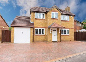 Thumbnail 4 bed detached house for sale in The Magpies, Luton