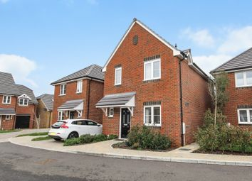 Thumbnail 3 bed semi-detached house for sale in Weald Place, Salvington, Worthing