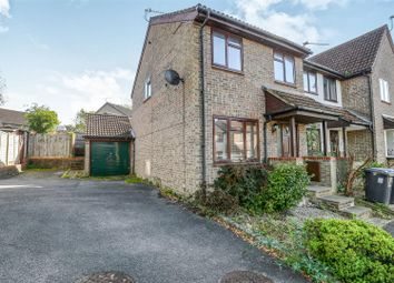 Thumbnail 3 bedroom end terrace house for sale in Stonefield Way, Burgess Hill