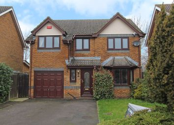 4 bed detached house for sale in Hedgerow Close, Rownhams, Southampton SO16