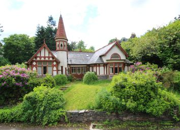 Thumbnail 6 bed detached house for sale in Strathpeffer, Inverness, Highland