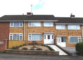 Thumbnail 3 bed terraced house to rent in Chancellors Way, Exeter