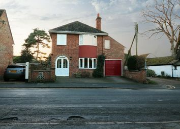 Thumbnail 4 bed detached house for sale in Hilary Lodge, High Street, Brampton, Huntingdon