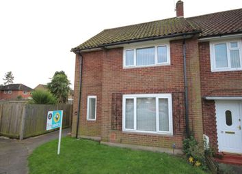 Thumbnail 3 bed end terrace house to rent in Limerick Close, Bracknell