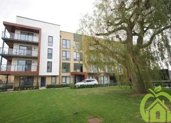 Thumbnail 1 bedroom flat to rent in Downey House, 13 Ashflower Drive, Romford