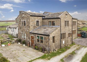 Thumbnail 4 bed detached house for sale in Lancashire Moor Road, Trawden, Colne, Lancashire