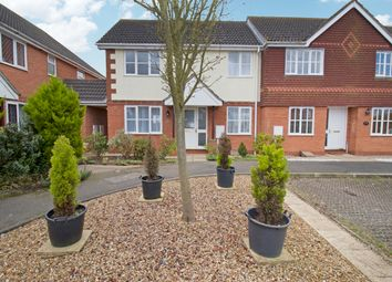 Thumbnail 3 bed end terrace house for sale in Wheatfield, Langtoft, Market Deeping