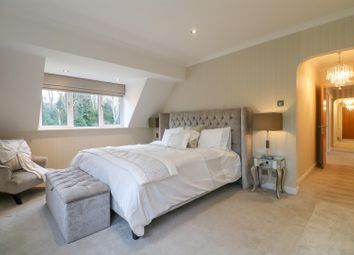 Thumbnail 5 bed detached house for sale in Newick Avenue, Little Aston, Sutton Coldfield