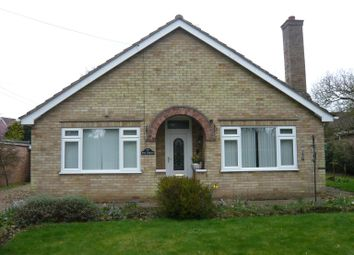 Thumbnail 3 bedroom bungalow to rent in Orchard Close, Downham Market