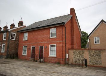 Thumbnail 3 bedroom semi-detached house to rent in Southgate Street, Bury St. Edmunds