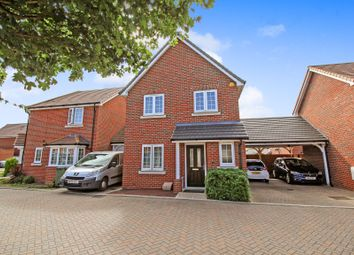 4 bed link-detached house for sale in Penrith Crescent, Wickford, Wickford, Essex SS11
