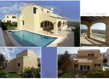 Thumbnail 3 bed villa for sale in Cala Llonga, Cala Llonga, Balearic Islands, Spain