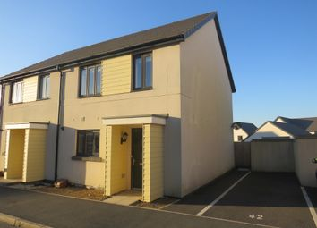 3 bed semi-detached house for sale in Westleigh Way, Plymstock, Plymouth PL9