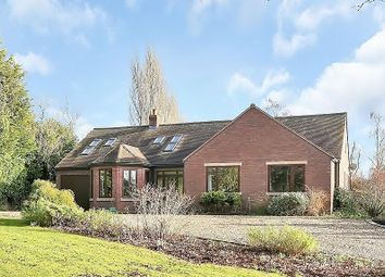 Thumbnail 5 bed detached house for sale in Park Hill, Gaddesby, Leicestershire