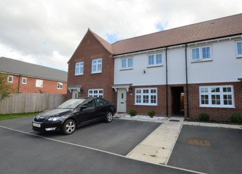 Thumbnail 3 bed terraced house for sale in Wellesley Crescent, Saighton, Chester