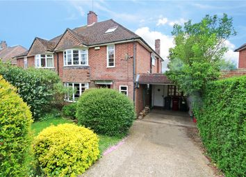 Thumbnail 4 bed semi-detached house for sale in Crawshay Drive, Emmer Green, Reading, Berkshire