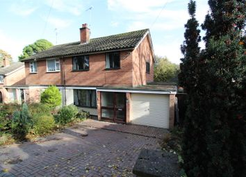 3 bed semi-detached house for sale in Ancaster Road, Ipswich IP2
