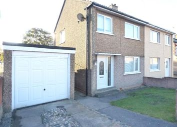 Thumbnail 3 bed semi-detached house for sale in Weddicar Gardens, Cleator Moor, Cumbria