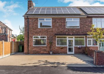 Thumbnail 3 bed semi-detached house for sale in Chestnut Way, Scunthorpe