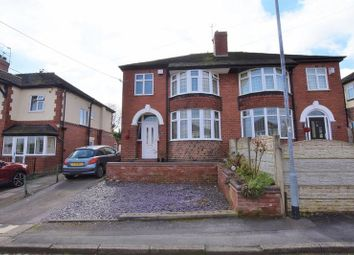 Thumbnail 3 bedroom semi-detached house to rent in Milgreen Avenue, Sneyd Green, Stoke-On-Trent