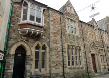 Thumbnail 1 bedroom flat to rent in 14-16 Westgate Street, Launceston, Cornwall