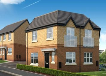 Thumbnail 3 bed semi-detached house for sale in The Moulton Newbury Road, Skelmersdale