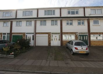 Thumbnail 3 bedroom town house for sale in Waid Close, Dartford, Kent