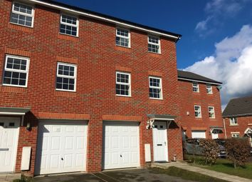 Thumbnail 3 bed town house for sale in Argosy Crescent, Eastleigh, Hampshire