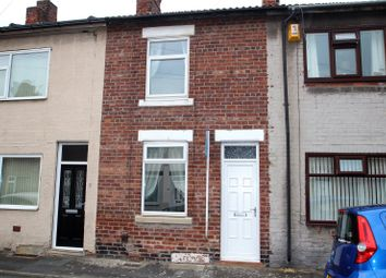 Thumbnail 2 bed terraced house for sale in Rock Terrace, Glasshoughton, Castleford
