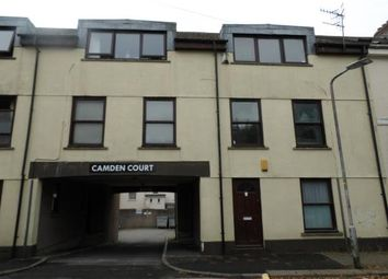 Thumbnail 1 bed flat for sale in Camden Street, Plymouth, Devon