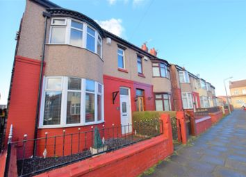 Thumbnail 3 bed semi-detached house for sale in Vicarage Grove, Wallasey