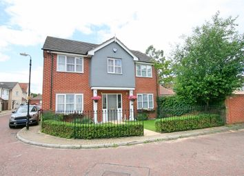 4 bed link-detached house for sale in Wadley Close, Tiptree, Colchester, Essex CO5