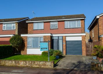 Thumbnail 4 bedroom detached house for sale in Barnstaple Road, Southend-On-Sea